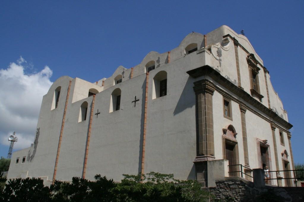 Lipari. Cattedrale di San Bartolomeo.