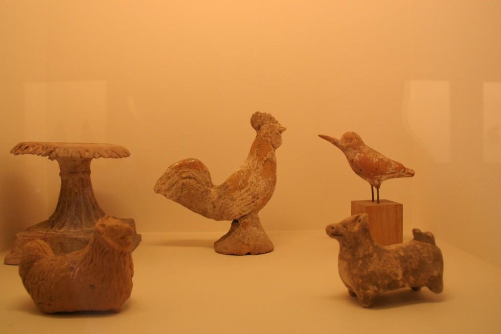 Lipari. Museo archeologico.