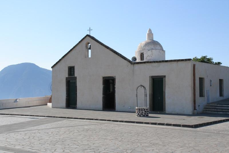 Chiesa Vecchia (località Quattropani, Lipari)